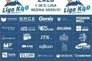 Znane so skupine pete sezone Lige K40