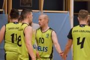 Dolgi kabli do zmage v Ljubljani